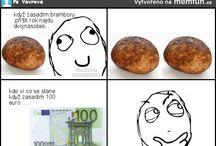 Meme / Vtipné komixy Meme v češtině