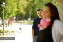 PREBODA / El reportaje Preboda es fundamental para establecer lazos entre la pareja y el fotografo, imprescindible para que los novios le pierdan el miedo a la camara