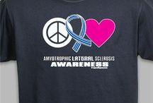 ALS Gear - May / ALS Awareness Shirts and Walk Gear