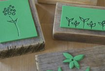 DIY Handcarved Stamps