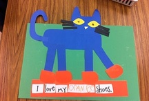 Pete The Cat / by Carla Chandler