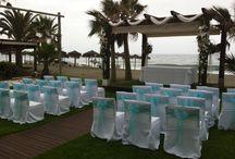 Marinas de Nerja / Photos of weddings at Marinas de Nerja in Nerja.