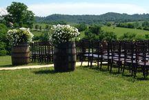The Venue / Barn Weddings, Outdoor Ceremonies, Rustic Elegance.  www.bluegrassweddingbarn.com