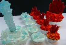 Fire and Ice Themed Party