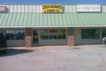 Payday Loan near St. Louis / How to find Community Quick Cash offices