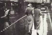 Photographie vintage / Toute la beauté du temps passé.