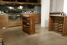 Commercial Polished Concrete Flooring / Beautiful polished concrete floors for commercial establishments