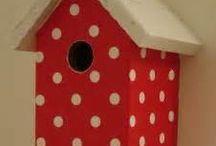 Birdhouse~Love / by Tonya Paul-Gex