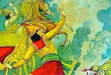 Mahabharata / Mahabharata Quiz, Facts & Trivia