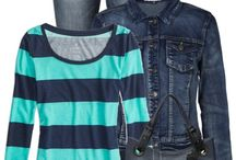 Back to school wardrobe for Claire