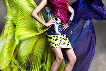 Color! / by Danae Farias