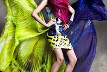 Color Palettes / by Danae Farias