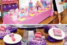 ~Doc Mcstuffins Party!~