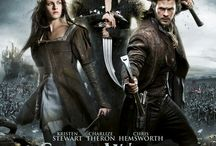 SnowWhite & the huntsman / by Jasmin Fugel