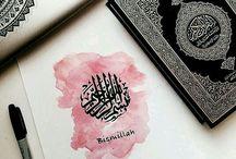 #Islam ❤ / ALLAH.. ISLAM.. LIFE !!