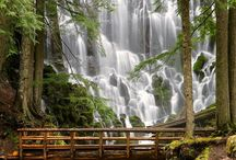 Inspiring Waterfalls  / by Steve Hoffacker - New Home Sales Training