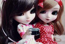 Dolls / Amazing dols