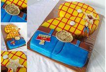 3rd b-day cake
