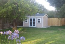 Porches, Decks, Sheds and more! / A collection of decks, porches, sheds and more work we have done
