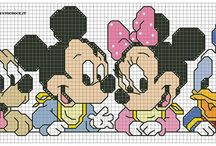 Cross Stitch: For the little ones