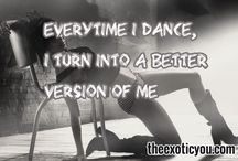 Dance Quotes / Inspirational dance quotes