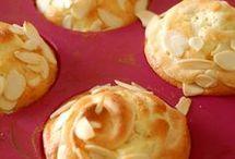 muffins pommes et amande