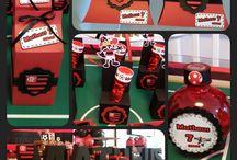 Personalizados Festa Flamengo