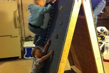 Climbing/Play Wall