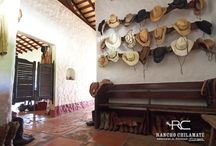 DIY Ranch Decor / Rancho Chilamate's DIY Ranch-style Decor Projects!