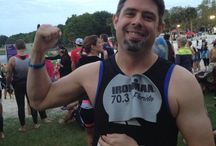 Ironman Florida 70.3 / YOU CAN DO IT!  Esp if this guy with MS can!