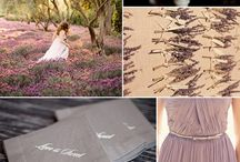 Inspiration || Grey and lavender