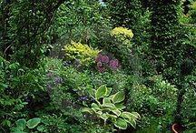 zahrada romantická