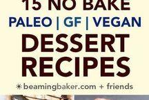 No Bake Paleo Treats