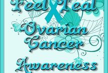Feel Teal Twibbon Campaign / Raising the profile on the colour TEAL for ovarian cancer.