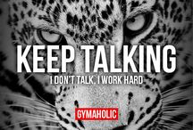 Training fitness motivation