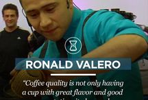 Board of Coffee Fame / Many people have enjoyed Colombian coffee land during their trip to origin and in each trip they have said something worth of sharing. Here are some of our guests and things they said about coffee world, you are welcome to repin and share with us.