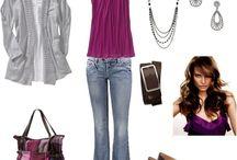 My Style / Fashion & Style ideas / by Amanda Prunty