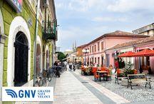 Destination - Durazzo (Albania) / Grandi Navi Veloci operates 1 route from Durazzo: Durazzo – Bari