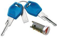 CERRADURAS PARA MOTOS / Juego de cerraduras al mejor precio en Motos Manu, como llaves de contacto, cerraduras para tapones de gasolina y asientos.