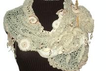 Free form knitting