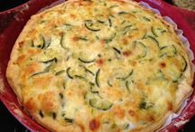 vegetable pies / by Linda Grettano