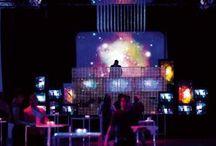 DJ Booth Ideas / by Jiggee (M) Sdn Bhd