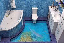 Ремонт ванной - Дизайн