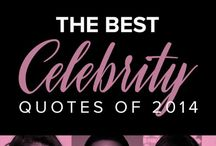 The Love Quotes Celebrity Quotes : Read the best celebrity quotes of 2014!…