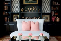 """we lounge in our """"lady lair"""" / by Kendra Osburn"""