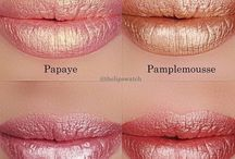 Lip Lab Colour Inspiration