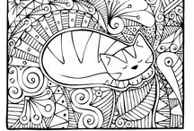 HS: Colouring pages