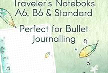 Watercolor Printables for Planners