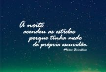 Poesias/Frases/Textos / by Juliane Rodrigues