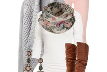 outfits / by Meghan McCambridge